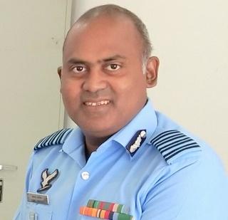 Wing Commander Ashutosh Yadav