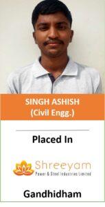 Singh Ashish